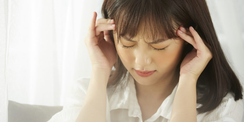 日常生活における慢性的な悩み