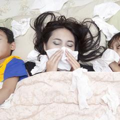 家族が風邪を引いてしまった時のおすすめ対策法